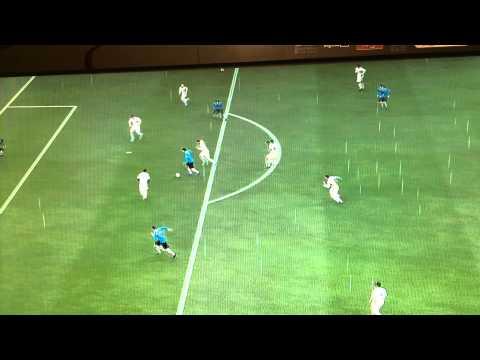 FIFA14 - ULTIMATE TEAM - Spettacolare azione personale di Riccardo Montolivo