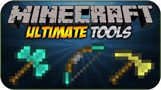 Como Instalar: Ultimate Tools Mod Para Minecraft 1.7.2 / 1