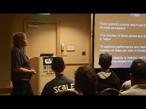 ZFS 101 (aka ZFS is Cool and Why You Should Be Using It) by Dru Lavigne