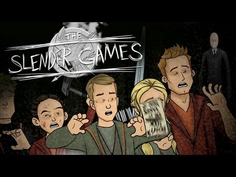 The Slender Games - HISHE, When the hunger games gets boring a new challenge is added to the arena. Watch out for the Slender Man! Thank you for watching! Be sure to click on that 'Lik...