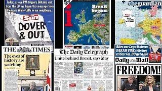 خروج بريطانيا من الاتحاد في اقوال الصحف الأوربية   |   قنوات أخرى