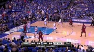 NBA Finals 2011: Miami Heat Vs Dallas Mavericks Game 4