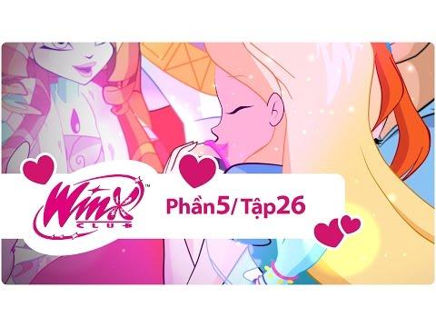 Winx Club - Phần 5 Tập 26 - Sự kết thúc của Tritannus - [trọn bộ]