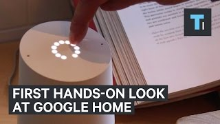 First look at Home — Google's answer to the Amazon Echo