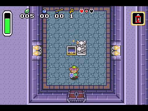 The Legend of Zelda - A Link to the Past & Four Swords - A Link to the Past (GBA) #1 - Rescuing Zelda - User video