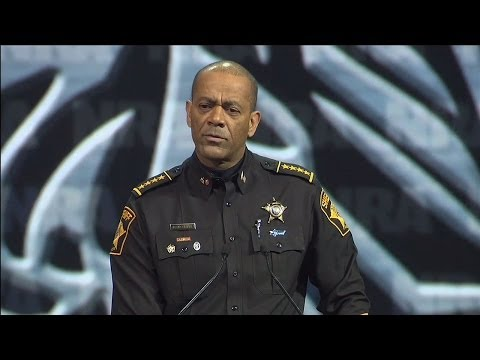 2014 NRA Annual Meetings: David Clarke