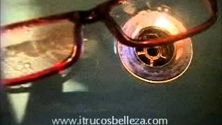 Limpiar los lentes rápido y fácil