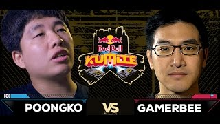 Red Bull Kumite 2016 : Poongko vs. Gamerbee - Top 16