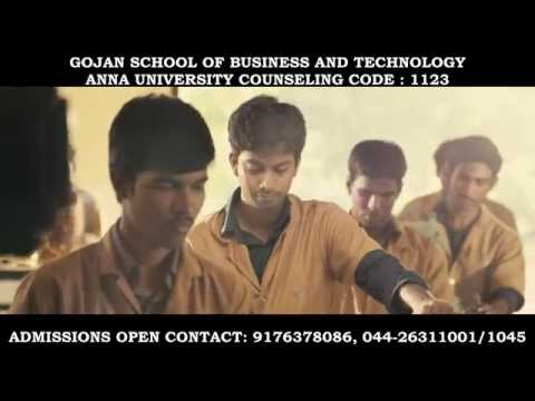 GOJAN SCHOOL OF BUSINESS AND TECHNOLOGY's Videos