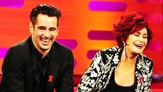 Sharon Osbourne on her Marriage to Ozzy: Graham Norton
