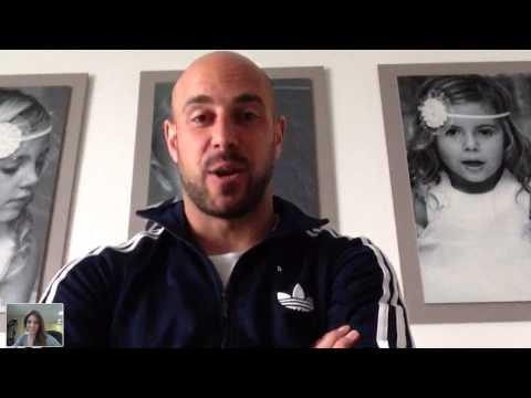 Conexión con Nápoles - Entrevista a Pepe Reina (Versión completa)