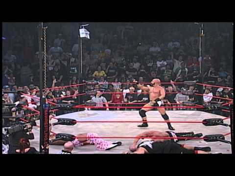 Turning Point 2007: Feast Or Fired Match