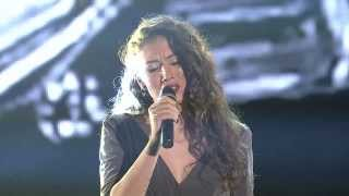 ENXHI NASUFI - BOUND TO YOU - LIVE ne X factor Albania 3