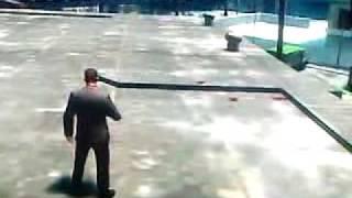 Grand Theft Auto IV PS3(probando Trucos Armas Y Vida Atope