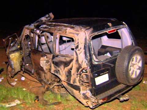 Uberlândia registra mais de 20 acidentes em rodovias durante o feriado de Natal