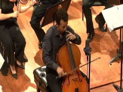 The Flight of the Bumblebee. Nikolai Rimsky-Korsakov. Juan Pablo Martinez Sierra, cello