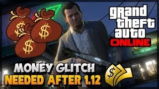 GTA 5 Money Glitch Exploits Needed After Patch 1.12