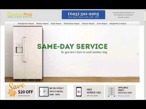 Glendale Appliance Repair Pros-(623) 321-2263