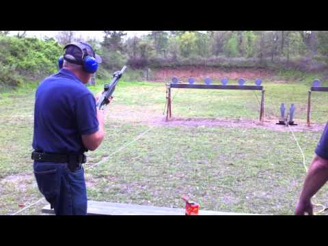 Jerry Miculek - Plate Rack