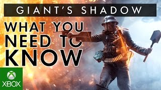 Battlefield 1 - Giant's Shadow Inside Look