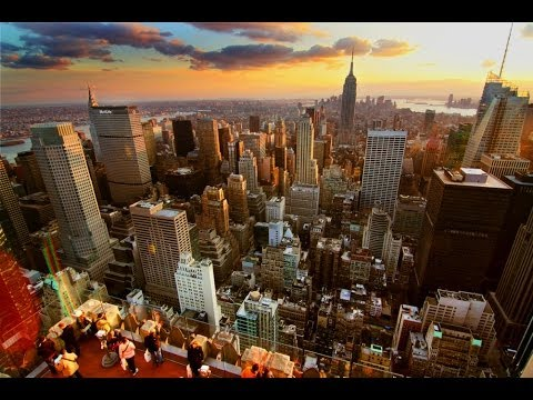 New York City Metropolitan Chillout Lounge Mix HD