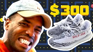 We Tried To Win Yeezys From An Arcade Game