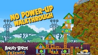 Angry Birds Friends Chuck Tournament Week 114 Level 6