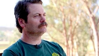 Nick Thoughts With Nick Offerman