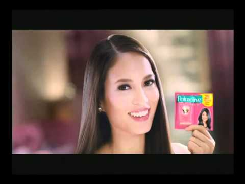 Isabelle Diaz Daza for Palmolive Naturals Conditioner