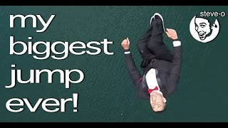 Steve-O: Biggest Jump Ever