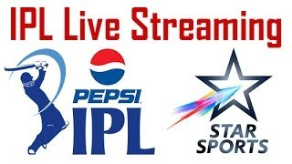 IPL 2014 Live Streaming On StarSports.com