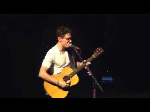 John Mayer-Neon live in Japan 2014