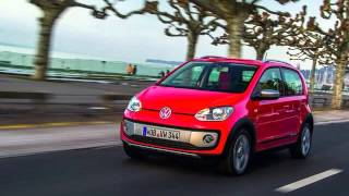 2014 Volkswagen Cross Up 2014 VW Cross Up