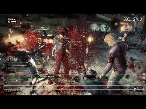Dead Rising 3 Xbox One Sandbox Gameplay Frame-Rate Tests