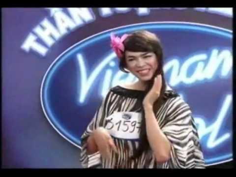 VN Idol 2010  Funny Những thí sinh hài hước nhất VietNam Idol 2010