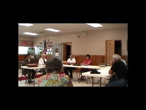 Altona Town Board Meeting 7-9-12