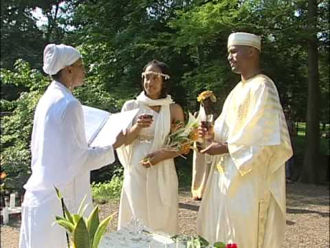 African American Wedding Video In Central Park NYC