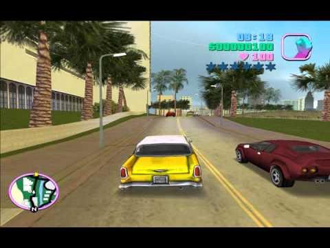 GTA Vice City - Mission 3 # Vụ đánh nhau trong hẻm ( Game Việt Hóa Miễn Phí )
