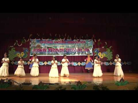 CAA - AP Cultural Festival - Oct 16th 2016 -   Item-1: MudarakaModakam
