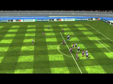 FIFA 14 Android - Shah of Kafkaz VS Liverpool