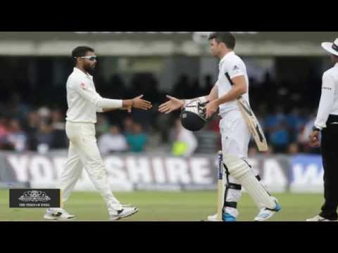 India Bounce England To Win Lord's Test - TOI