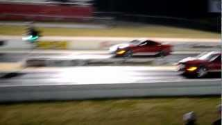 2005 Mustang GT Saleen Supercharged Vs 2007 Shelby GT500