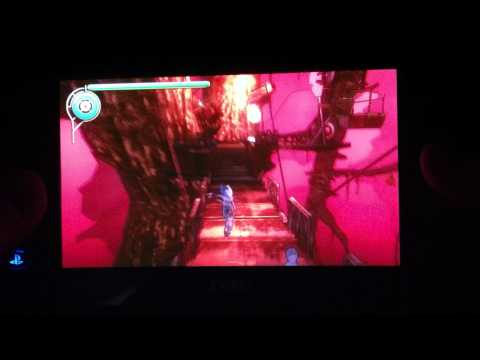 Playstation Vita Gravity Daze (Rush) - Tour of the Main Areas (no story spoilers)