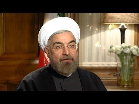 Hassan Rouhani, presidente de Irán: