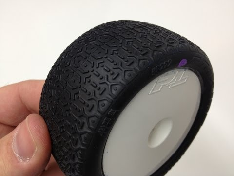 The RCNetwork - Pro-Line ION Tire - First Look(1/10th scale buggy)