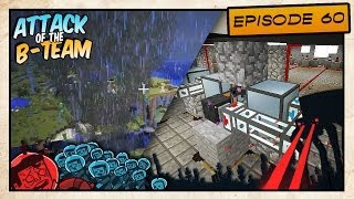 Minecraft Attack Of The B-Team! Rescue Mission And