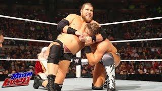 The Miz Vs. Curtis Axel: WWE Main Event, Dec. 13, 2013
