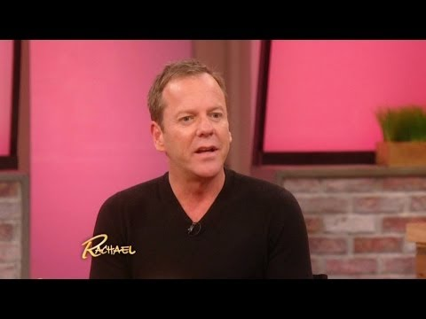 Kiefer Sutherland on Rachael Ray 5/5/14 (HD)
