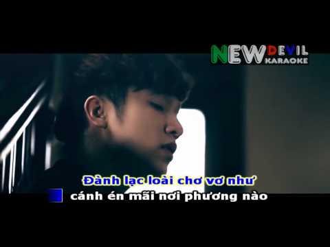 [Karaoke] Em Không Quay Về   Hoàng Tôn ft Yanbi- 2015