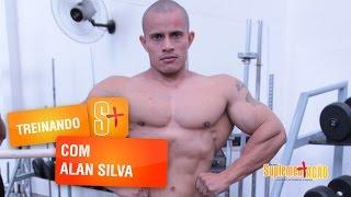 Treino de Ombros com Alan Silva